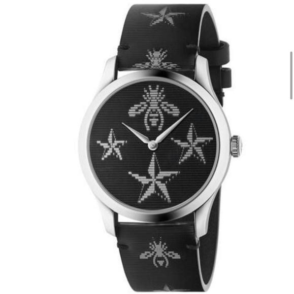 UNISEX Gucci G-timeless watch